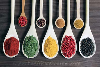 Popular African Food Spices and Recipes