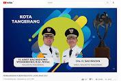 Pemkot Tangerang Raih Peringkat Nindya dalam Penghargaan Kota Layak Anak Tahun 2021