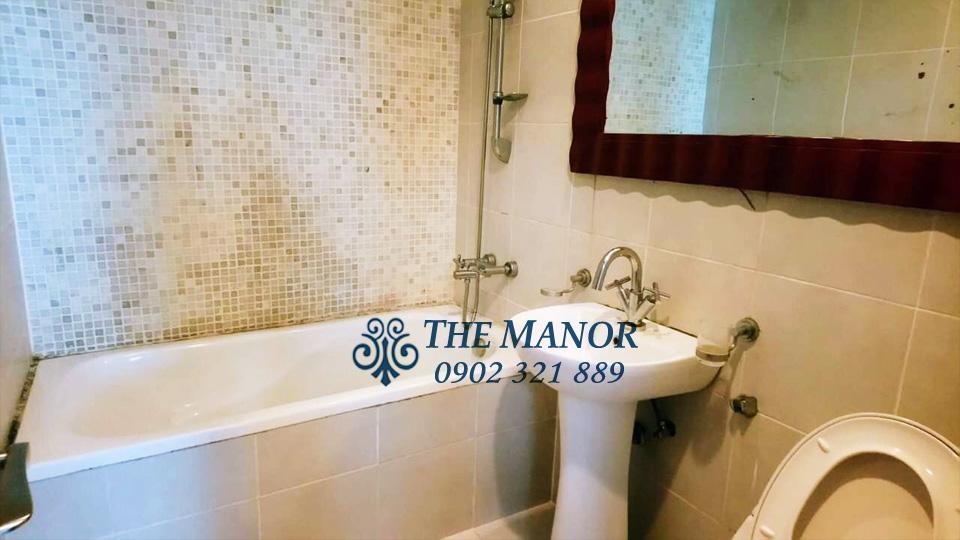 The Manor 1 HCM cho thuê căn hộ 3 phòng ngủ block AW giá rẻ bất ngờ  - hình 8