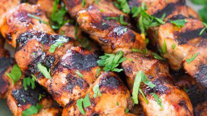 सेकुवा कुखुराको | Char-grilled BBQ Chicken | Chicken Sekuwa