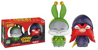Dorbz: Jester Bugs Bunny & Knight Yosemite Sam 2-pack .