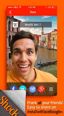 تحميل تطبيق السلفي الوهمي SelfieApp للاندرويد والايفون