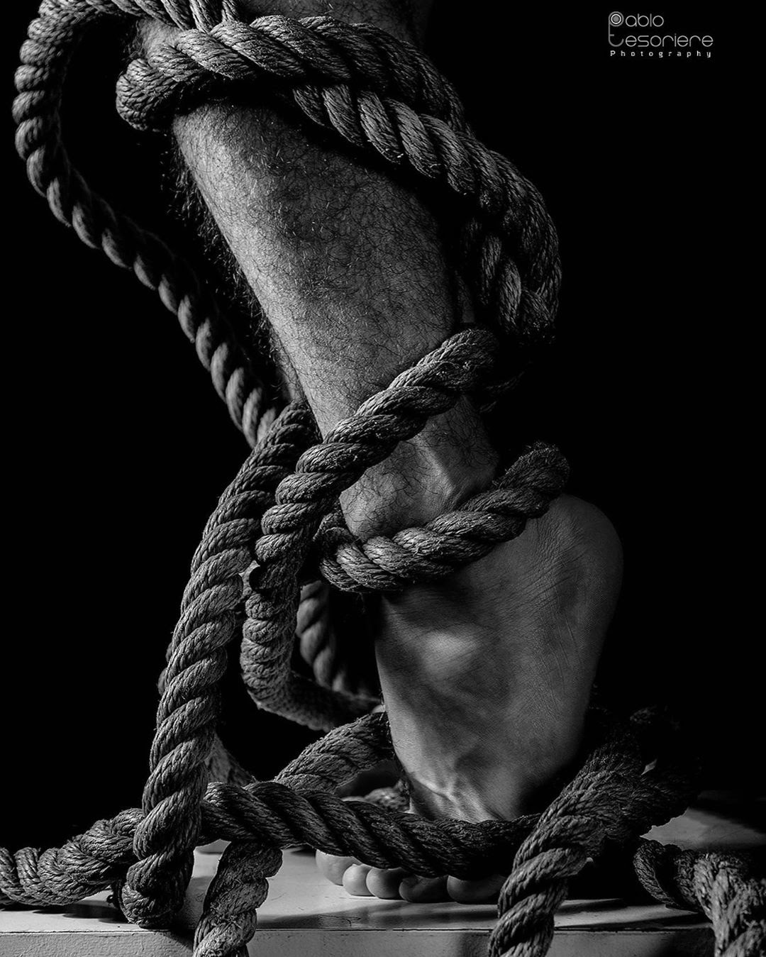 RopE and FooT, by Pablo Tesoriere