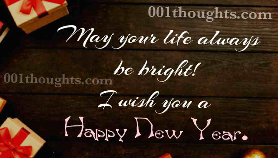 30+ Best Wishes for new Year Messages