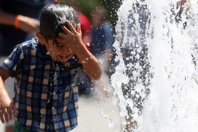 Hőség - Vasárnap éjfélig meghosszabbították a hőségriadót