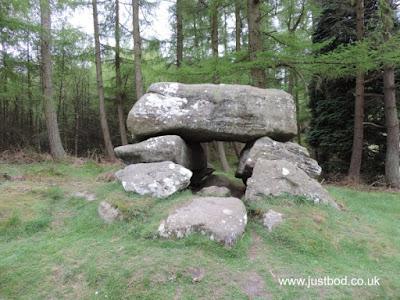 Satellite Structure, Druid's Temple, Ilton, Yorkshire
