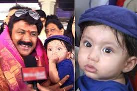 Devaansh Nick Name to Balayya