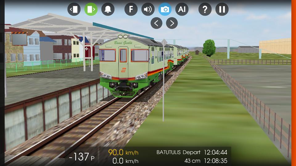 Hmmsim 2 : Game Simulator Kereta Terbaik Untuk Android