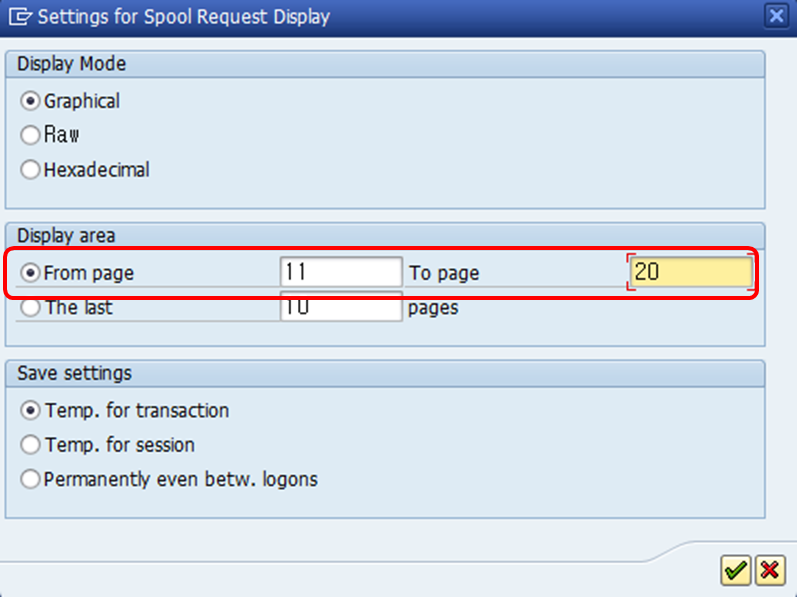 Download pdf from spool in sap