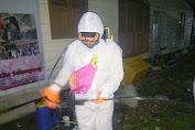 Selain Virus Corona, Relawan Telor Merah Ingatkan Warga Waspada Terhadap DBD
