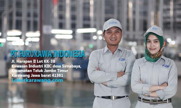 Loker PT FURUKAWA INDONESIA