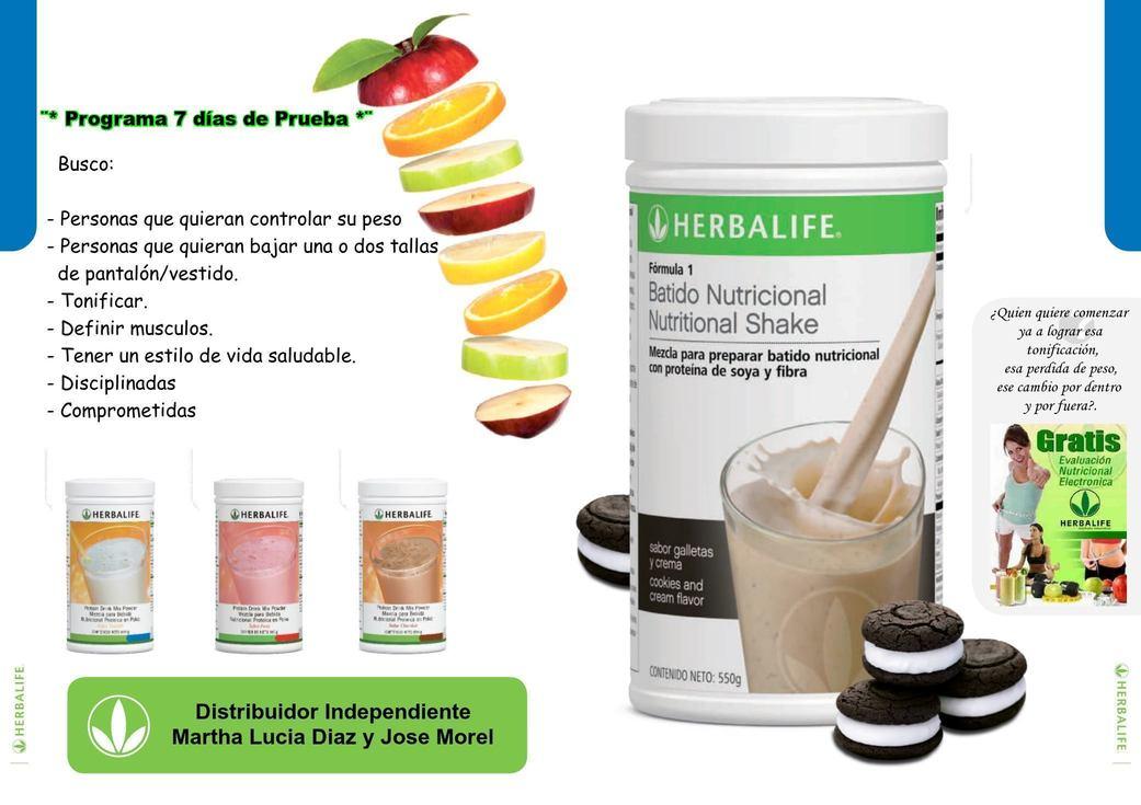 NutricionFitnessHerbalifeRD: Atrevete a bajar de peso