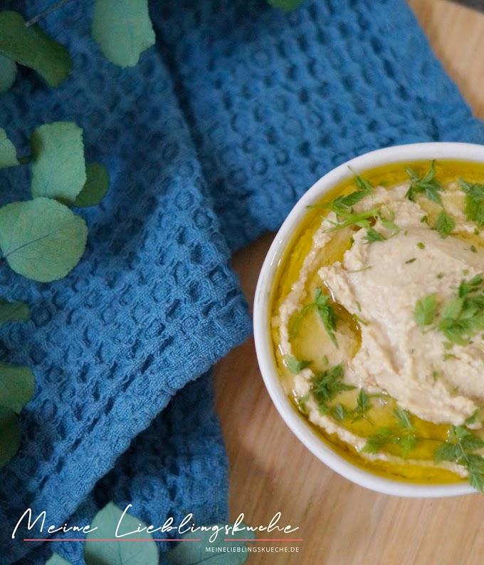 Cremiger Hummus