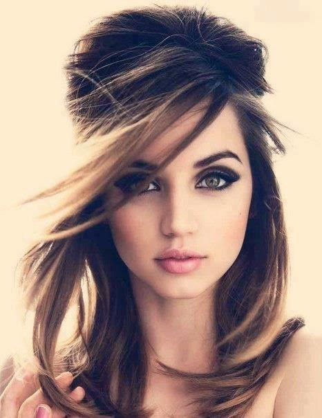 cute, beautyful girl hairstyle image Whatsapp Profile Picture, DP, Images Download