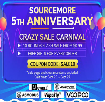 Sourcemore 5th anniversary preview