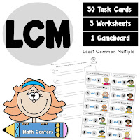 LCM Least Common Multiple