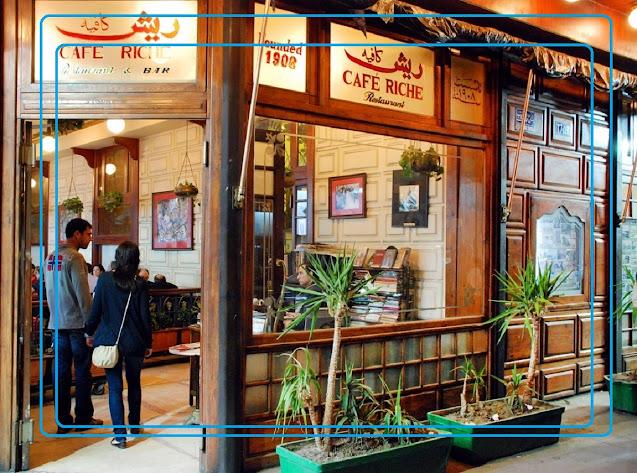 من مقاهي القاهرة انطلقت الثورات والحركات الوطنية