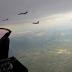 Ταπείνωση: Ελληνικά μαχητικά F-16 υποδέχθηκαν την «Βόρεια Μακεδονία» και τους «Μακεδόνες» στο ΝΑΤΟ!