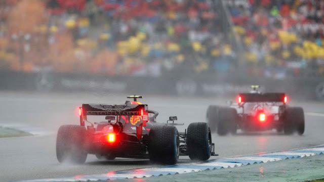 Formula 1 Mercedes-Benz Grosser Preis Von Deutschland 2019.07.28