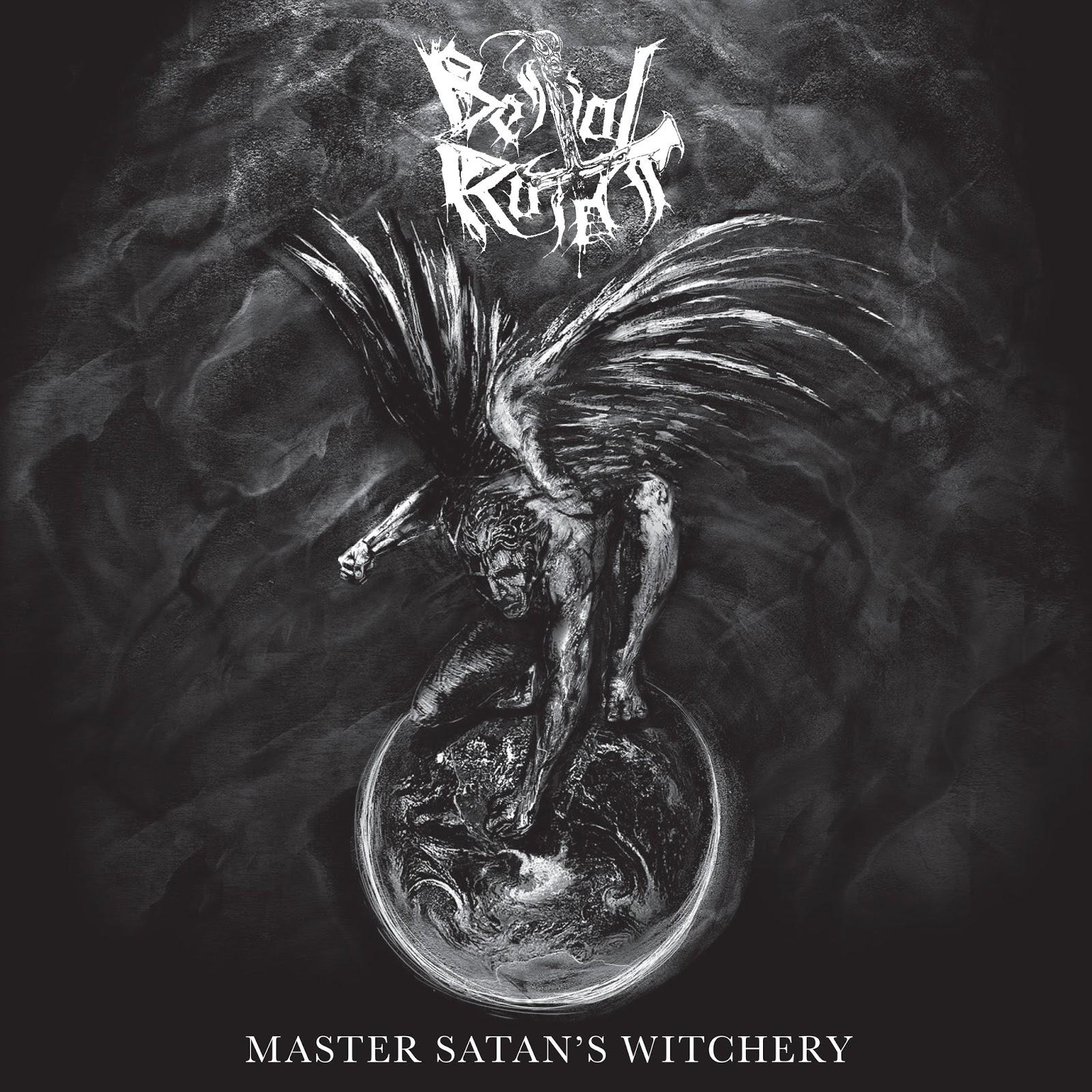 mortuusinsomnis777: Bestial Raids - Master Satan's Witchery