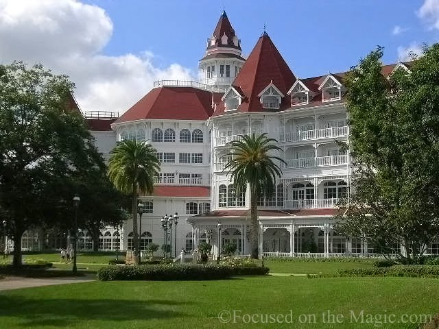 Click for The Grand Floridian Resort and Spa