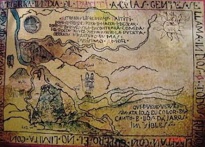 Image result for foto mapa de paititi