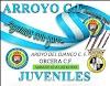 JUVENIL:J8 ARROYO CF –  ORCERA CF