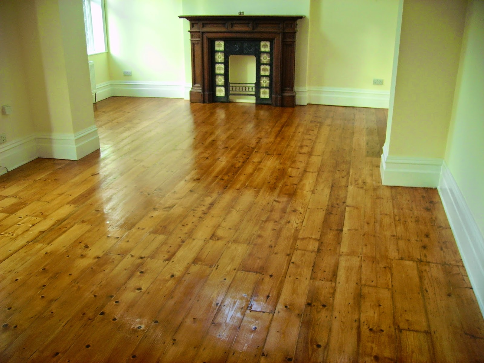 David Dangerous Floorboards  Waxed or Varnished