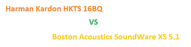 The better sound systems - Harman Kardon vs Boston Acoustics?