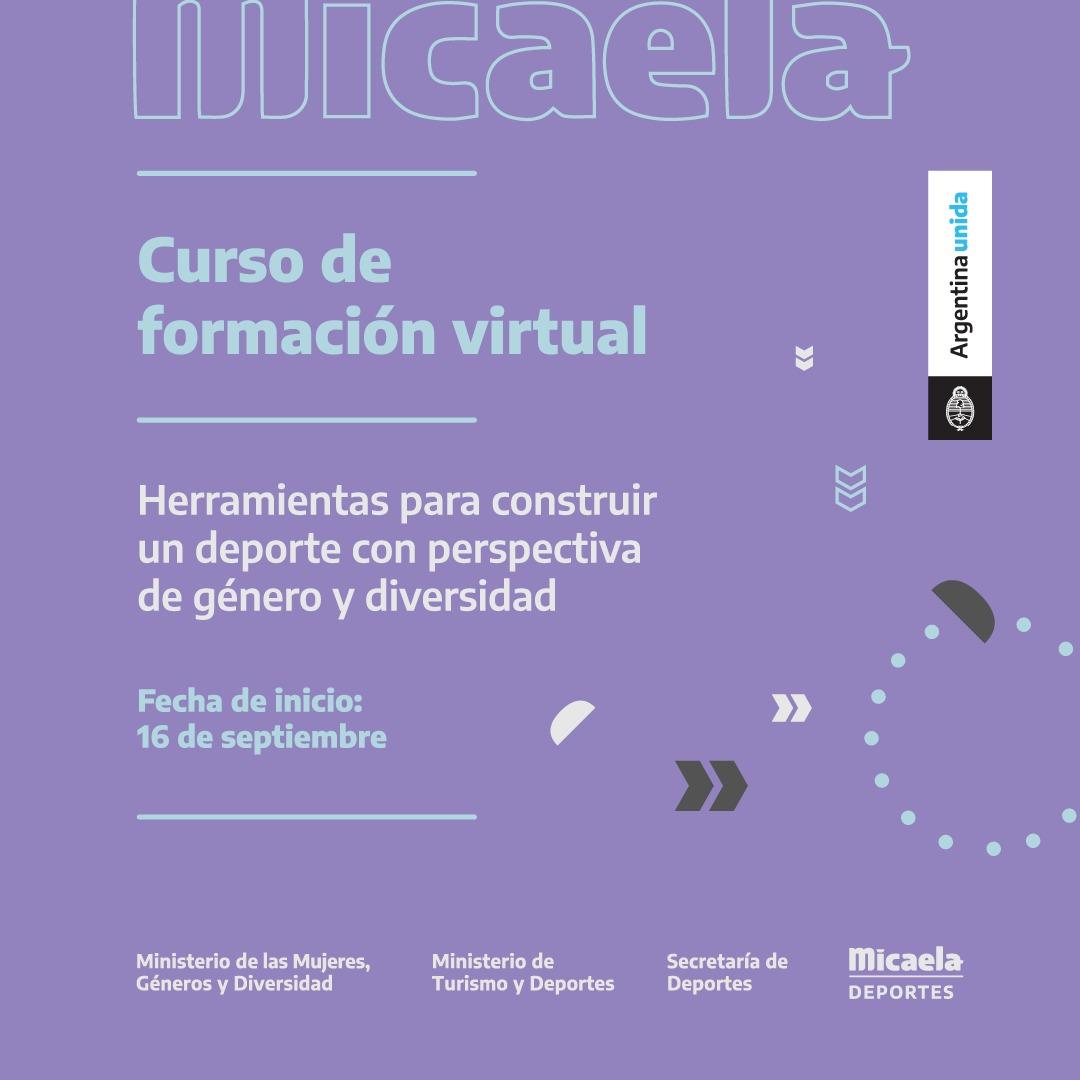 Curso: Micaela Deportes
