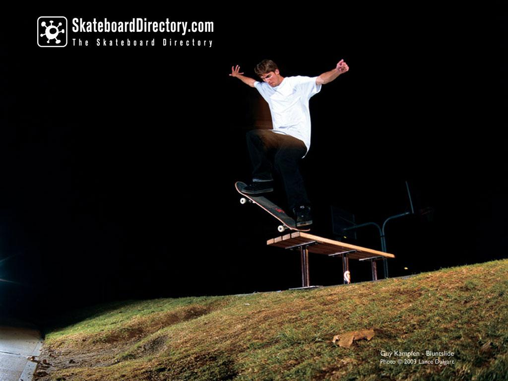 Wallpaper Db Skateboarding
