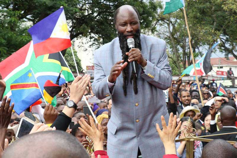 Prophet Owuor Grabs Sh1.5 Billion Property Where He Baptized Raila, Family Fights Back