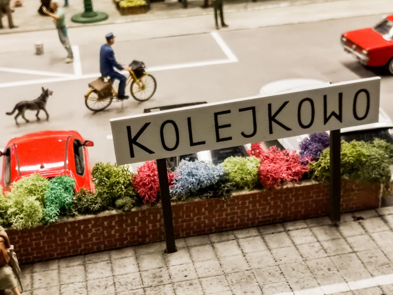 Z dzieckiem do Wrocławia, czyli Kolejkowo - obowiązkowo!