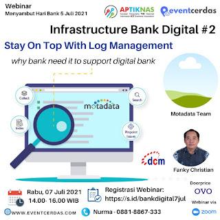 Webinar  Infrastructure Bank Digital Day#2 - 14 Juli 2021