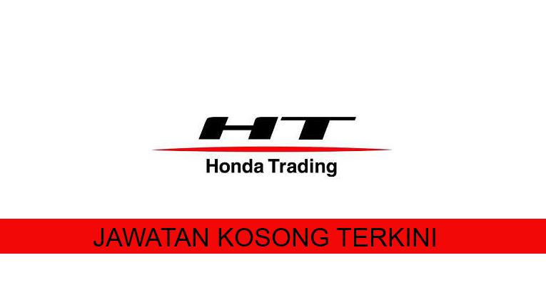 Kekosongan terkini di Honda Trading Malaysia