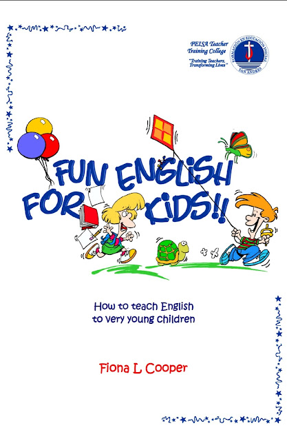 Fun English For Kids: How to teach English to very young children