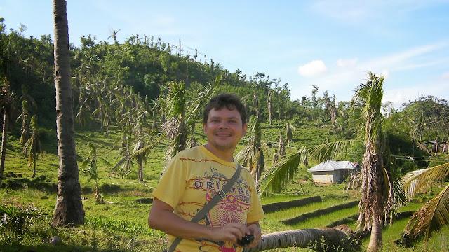 Fiesta na Filipinach, Góry w Ormoc City Leyte