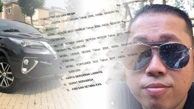 Jaksa Fedrik Adhar Meninggal Dunia, Harta Berjalan di KPK Masih Menjadi Sebuah Misteri