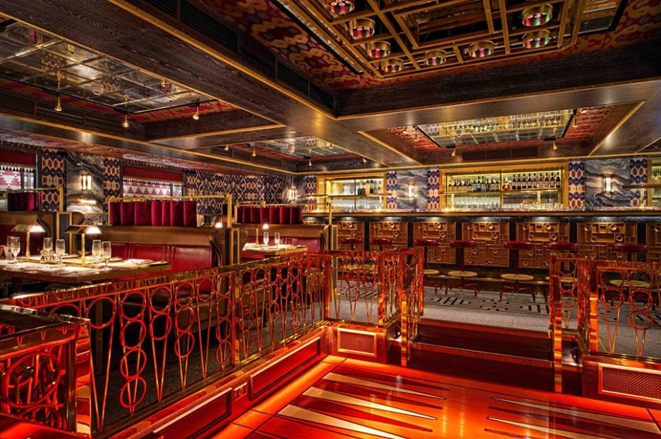 Bob Bob Ricard Restaurant Press for Champagne London Ellie & Co blog