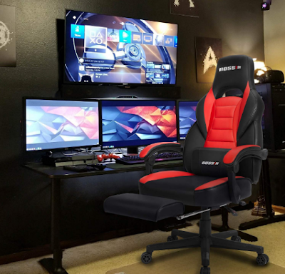 BOSSIN Gaming Chair High Back Racing Chair