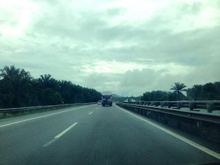 Roadtrip to Kuala Kangsar