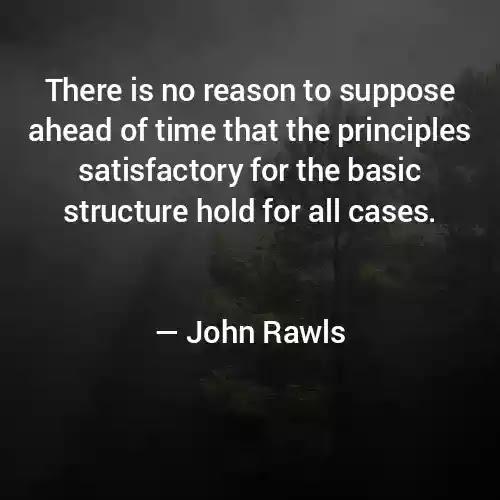 John Rawls Quotes
