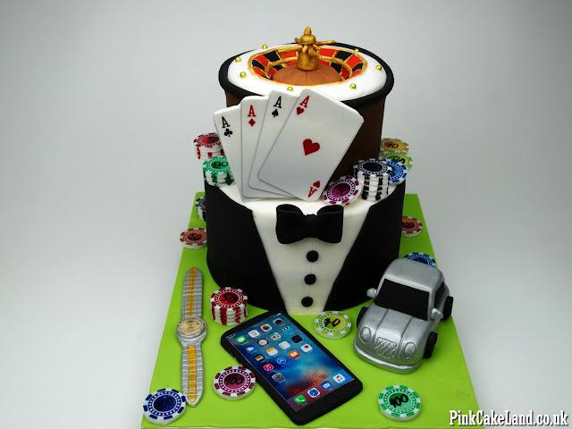 london casino cake