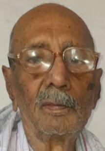 स्वतंत्रता सेनानी मोहन राय का निधन | #NayaSaberaNetwork