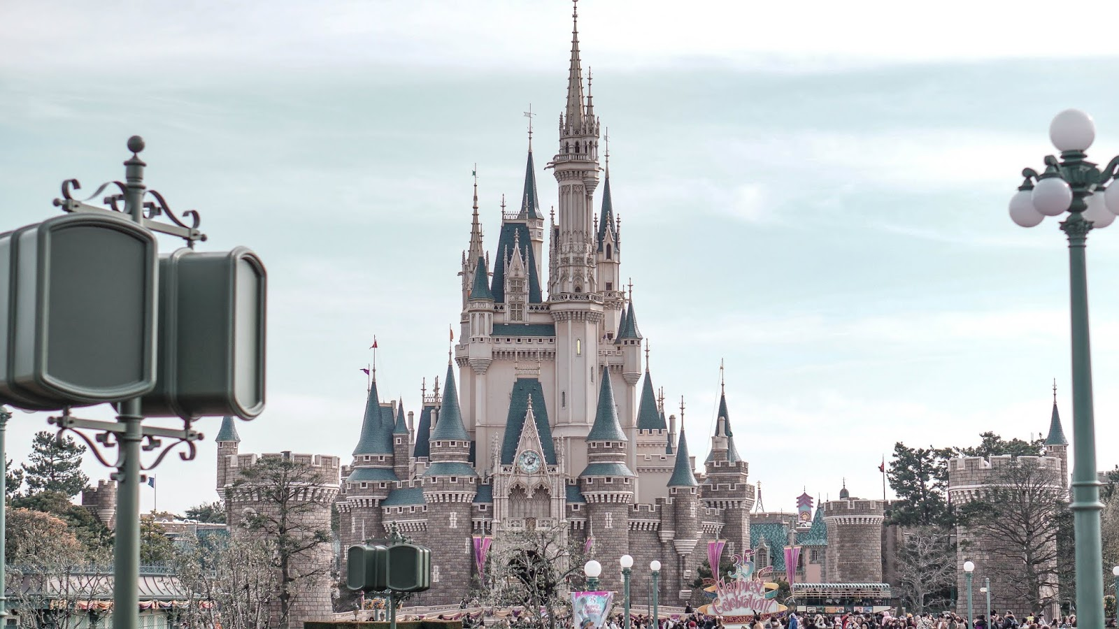 Tokyo Disneyland: The Happiest Place on Earth!