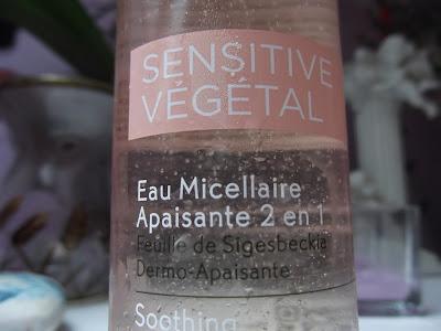 micelárna voda od Yves Rocher