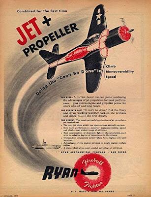 Ryan Jet + Propeller