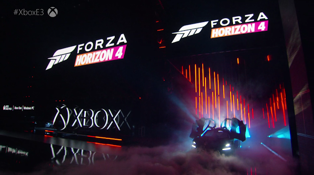 Forza Horizon 4 LEGO car porn expansion E3 2019 Microsoft Xbox
