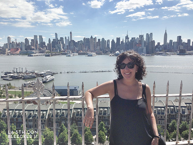 miradores de Nueva York paseo hoboken