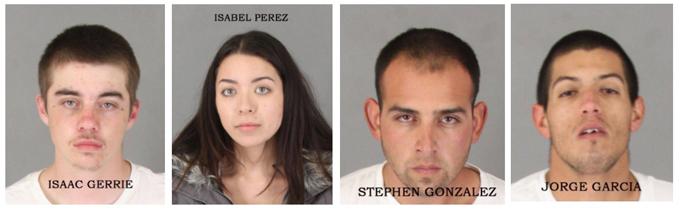 Four Arrested Following Murrieta Traffic Stop | Murrieta 24/7